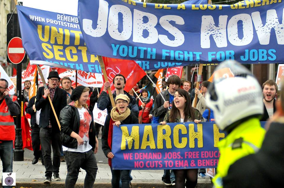 Demand a future for young people