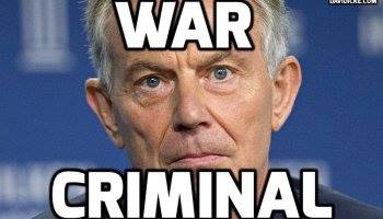 """Chilcot: History will judge them as war criminals"""
