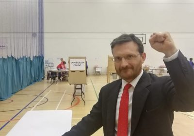 Donal Elected