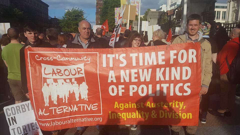 Labour Alternative Backs Corbyn in Leadership Race