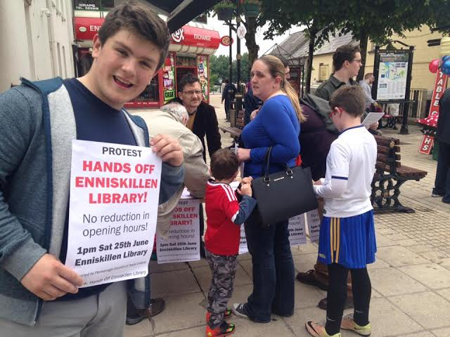 Day of Action Against Library Cuts Takes Shape