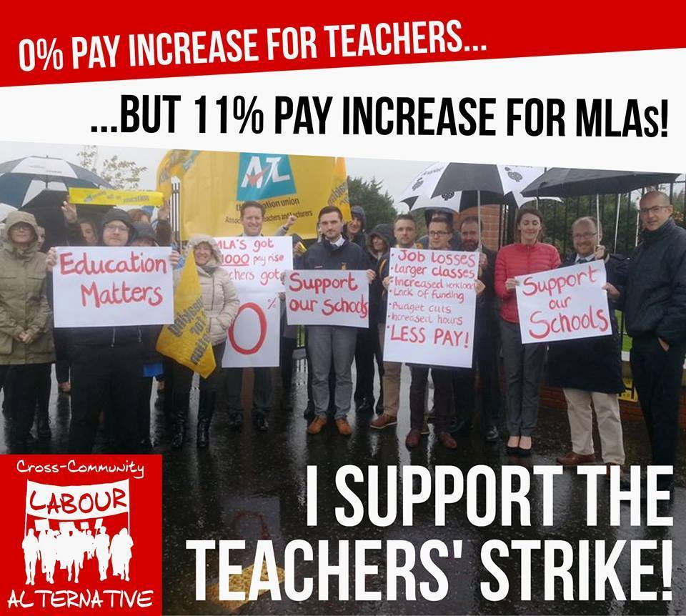 Support the Teachers' Strike!