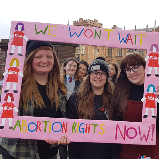 Fighting for REAL equality: End LGBTQ & Women's Oppression
